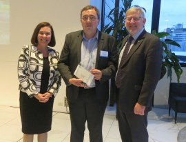 Pioneer in Storage Research Named as Inaugural Winner of the John Tyndall Award