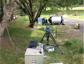 Cutting edge greenhouse gas monitoring technology comes to Gippsland