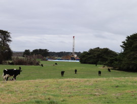 Work starts at CO2CRC's Otway National CCS Research Facility Stage 3 Project